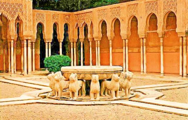 court-of-the-lions-alhambra