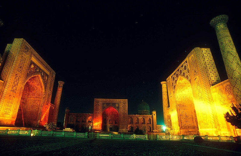 samarkand-at-night