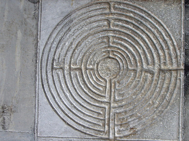 labyrinth-lucca-cathedral