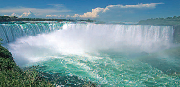 What Created Niagara Falls And Why Is It Eroding Year