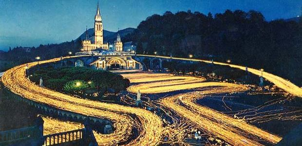 The Famous Marian Apparitions Of Lourdes Search Of Life