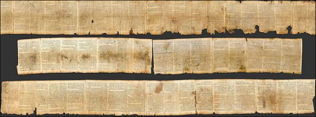 dead-sea-scrolls-great-isaiah-scroll