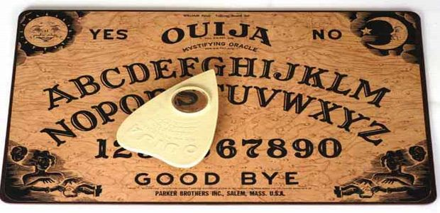 Play Online Ouija Board - Occult Games