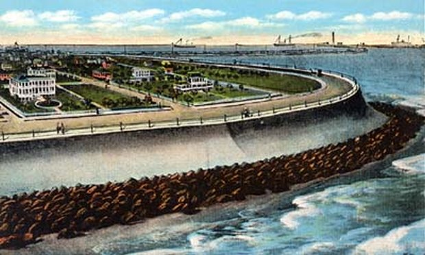 galveston-seawall