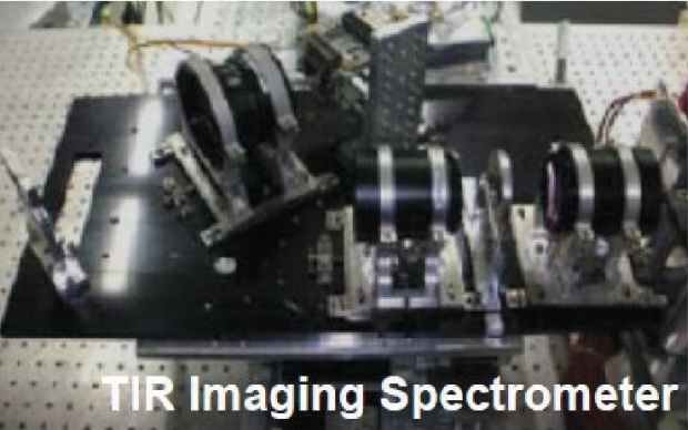 thermal-infrared-imaging-spectrometer-tis
