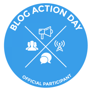 Blog Action Day 2015 Participant Badge flicked from another blog