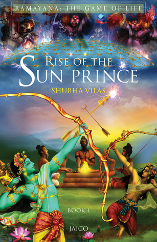 Rise of the Sun Prince Book Cover