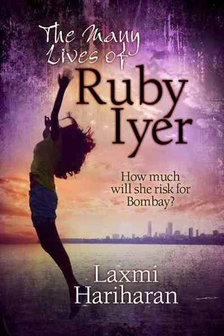 The Many Lives of Ruby Iyer Book Cover
