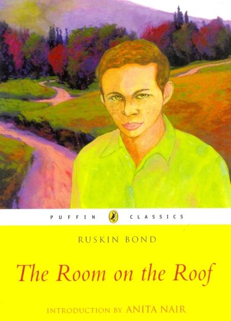 The Room on the Roof Book Cover