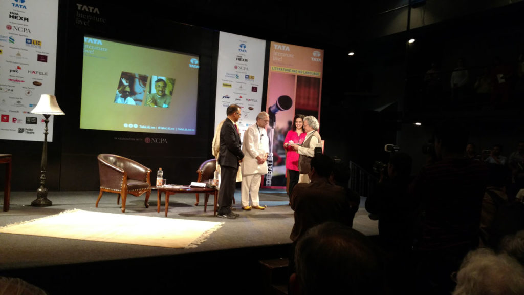 Poet Laureate Gulzar in Conversation with Pavan Varma